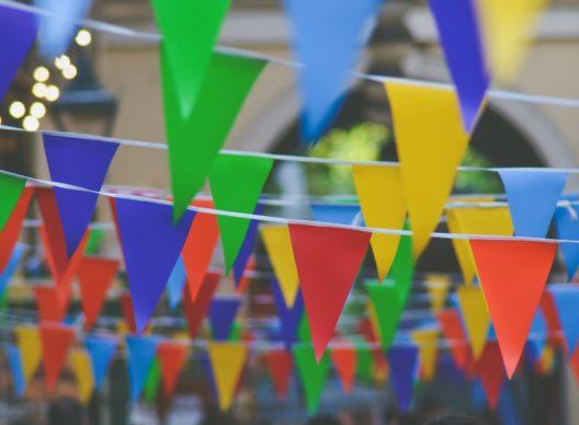 Sankt-Martins-Fest am Bëschendall