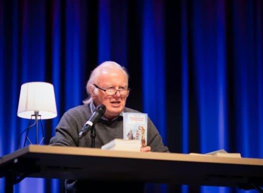 Lundi littéraire avec Claude Schmit à l'Aalt Stadhaus