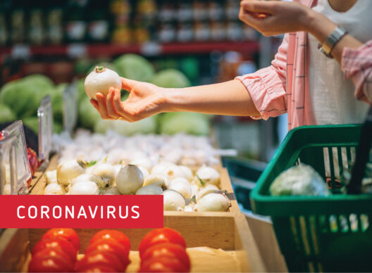 Coronavirus: Die Lebensmittelversorgung ist gewährleistet