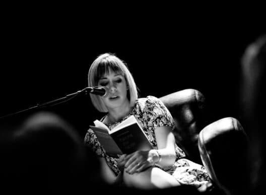 Lundi littéraire: Anja Di Bartolomeo
