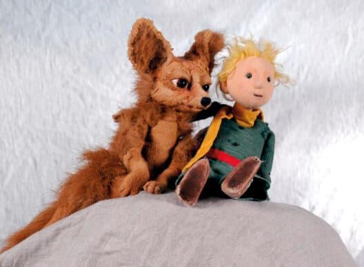 Figurentheater für Erwachsene: Der kleine Prinz