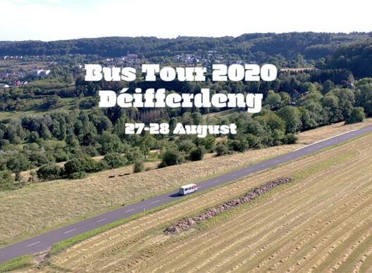 Video: TOTO bus in Differdange