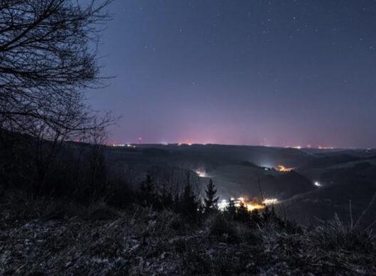 Balade de sensibilisation à la pollution lumineuse et à son impact sur l'environnement