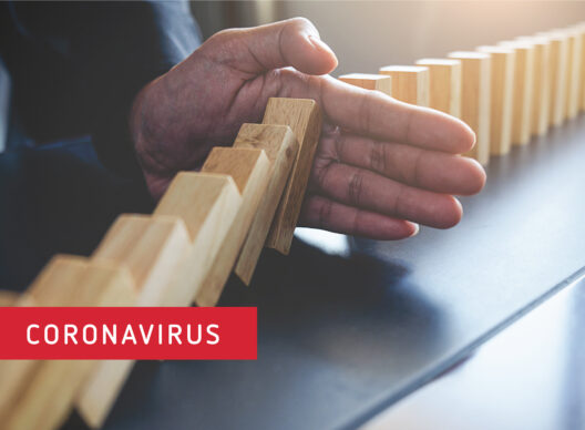Coronavirus: Zeigen Sie weiter Verantwortung